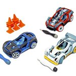 Modarri-3-Pack-S1X1T1-Build-Your-Car-Kit-Toy-Set-Ultimate-Toy-Car-Make-Your-Own-Car-Toy-For-Thousands-of-Designs-Real-Steering-and-Suspension-Educational-Take-Apart-Toy-Vehicle-0-1