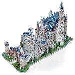 Neuschwanstein-Castle-3D-Jigsaw-Puzzle-890-Piece-0-2