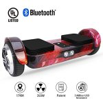OXA-Hoverboard-Self-Balancing-Scooter-UL-Certified-Super-Long-Range-Double-Patented-Two-Model-System-with-Bluetooth-Speaker-and-Headlights-0