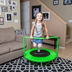 PLENY-36-Kids-Mini-Trampoline-with-Handle-Safety-and-Durable-Toddler-Trampoline-3-Colors-Available-0-2