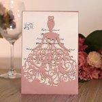 PONATIA-25PCS-Lacer-Cut-Wedding-Invitations-Card-Hollow-Bride-Invitations-Cards-for-Wedding-Bridal-Invitation-Engagement-Invitations-Cards-0-0