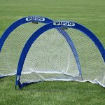 PUGG-4-Foot-Pop-Up-Soccer-Goal-Portable-Training-Futsal-Football-Net-the-Original-Pickup-Game-Goal-2-Goals-and-Bag-0-2