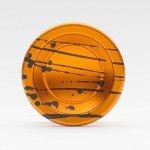 Paul-Kerbel-Horizon-Splash-Yoyo-Color-Orange-and-Black-Splash-by-YoYoFactory-0-1