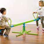Pure-Fun-Home-Playground-Equipment-Swivel-Seesaw-Youth-Ages-4-to-10-0-0