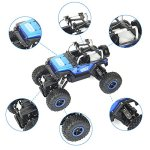 RC-Cars-Off-road-Vehicles-Jeep-Trucks-4WD-RC-Trucks-118-Monster-Trucks-24GHz-RC-Hobby-Cars-High-Speed-Racing-Cars-with-LED-Light-Blue-0-0