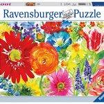 Ravensburger-Abundant-Blooms-1000-pc-Puzzle-0
