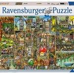 Ravensburger-Colin-Thompson-Bizarre-Town-Jigsaw-Puzzle-5000-Piece-0-1