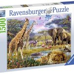 Ravensburger-Colorful-Africa-Jigsaw-Puzzle-1500-Piece-0-1