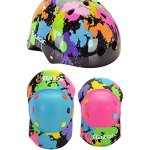 Razor-Splatter-Childrens-Multi-Sport-Helmet-and-Elbow-Pad-Set-0