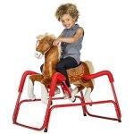 Rockin-Rider-Lucky-Talking-Plush-Spring-Horse-0-1