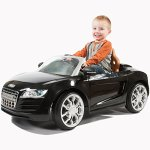 Rollplay-Audi-R8-Spyder-6-Volt-Battery-Powered-Ride-On-0-0