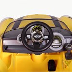 Rollplay-MINI-Cooper-6-Volt-Battery-Powered-Ride-On-Yellow-0-2