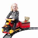 Rollplay-Steam-Train-6-Volt-Battery-Powered-Ride-On-0-0