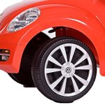 Rollplay-VW-Beetle-6-Volt-Battery-Powered-Ride-On-Red-0-2