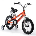 RoyalBaby-Space-No-1-Aluminum-Kids-Bikes-12-inch-14-inch-16-inch-18-inch-Boys-Bike-and-Girls-Bicycles-Gift-for-Kids-0-1