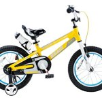 RoyalBaby-Space-No-1-Aluminum-Kids-Bikes-12-inch-14-inch-16-inch-18-inch-Boys-Bike-and-Girls-Bicycles-Gift-for-Kids-0