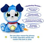 STARSHINE-WATCHDOGS-Soothing-Talking-Stuffed-Animal-Sleep-Toy-for-Boys-w-Remote-Control-Kids-LED-Night-Light-Story-Book-Limited-BONUS-includes-Coloring-Pages-3rd-FREE-Nightlight-blue-0-0