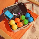 SeaTurtle-Sports-Luxury-Beach-Bocce-Ball-Crack-and-Rust-Proof-Set-0-2