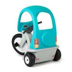 Simplay3-Kids-Super-Coupe-Pedal-Car-w-Roof-and-3-Position-Seat-0-0