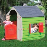 Starplay-17561-Magical-Realistic-Playhouse-Plastic-Material-Gloss-Finish-Water-Resistant-Easy-to-Assemble-Primary-Colors-For-Kids-3-Years-and-Up-Outdoor-0