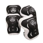 Strider-Knee-and-Elbow-Pad-Set-for-Safe-Riding-Black-0