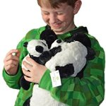 Super-Soft-Giant-Panda-Bears-Stuffed-Animals-Set-by-Exceptional-Home-Zoo-18-Pandas-with-Baby-Teddy-Bear-Cub-Kids-Toys-Plush-Animal-Gifts-Children-Give-Happiness-0-1
