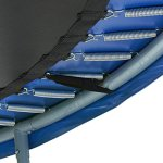 Super-Trampoline-Replacement-Safety-Pad-Spring-Cover-Fits-Oval-Frames-Blue-0-2