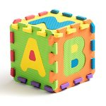 Teeny-Toyz-Large-Foam-Puzzle-Play-Mat-36-Tiles-Entire-Alphabet-Numbers-0-9-Pop-Out-NumbersLetters-on-Every-Tile-Inter-Locking-Pieces-with-Zippered-Carry-Bag-0-1