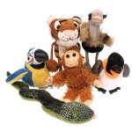 The-Puppet-Company-Zoo-Finger-Puppets-Set-of-6-0