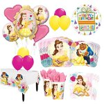 The-Ultimate-8-Guest-53pc-Beauty-and-The-Beast-Birthday-Party-Supplies-and-Balloon-Decoration-Kit-0