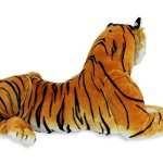 Tiger-Realistic-Big-Cat-Soft-Stuffed-Toy-Cuddly-Plush-Pillow-Companion-for-Kids-and-Adults-BPA-Free-72-x-12-x-18-6-pounds-Orange-Large-0-0