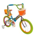 Titan-Girls-Flower-Power-Princess-BMX-Bike-Multi-Color-16-Inch-0-0