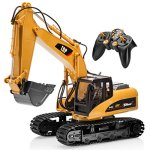 Top-Race-15-Channel-Full-Functional-Remote-Control-Excavator-Construction-Tractor-Excavator-Toy-with-24Ghz-Transmitter-and-Metal-Shovel–TR-211-0