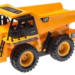 Top-Race-TR-112-5-Channel-Fully-Functional-RC-Dump-Truck-with-Lights-and-Sound-0-1