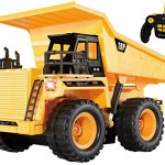 Top-Race-TR-112-5-Channel-Fully-Functional-RC-Dump-Truck-with-Lights-and-Sound-0