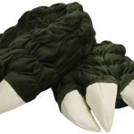 Toy-Vault-Godzilla-Feet-Plush-Slippers-0