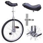 Triprel-Inc-Professional-24-Inch-Wheel-Performance-Trick-Unicycle-CHROME-0