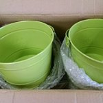 Twigz-Kids-Gardening-Bucket-Steel-Green-Multipack-of-24-Buckets-Value-Pack-Big-Savings-for-Childrens-Gardening-Groups-and-Classes-and-Workshops-Preschools-Kindergardens-and-Schools-0