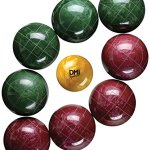 Verus-Sports-Expert-Bocce-Ball-Set-with-Easy-Carry-Nylon-Case-9-Piece-0
