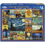 White-Mountain-Puzzles-Great-Painters-Collection-Vincent-Van-Gogh-1000-Piece-Jigsaw-Puzzle-0-1