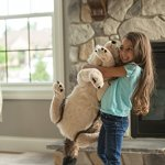 Wild-Republic-Jumbo-Wolf-Plush-Giant-Stuffed-Animal-Plush-Toy-Gifts-for-Kids-30-Inches-0-2