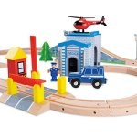 Wooden-Train-Track-Set-100-Compatible-with-Thomas-Brio-Chuggington80-pcs-Wooka-Toddler-Toys-for-kids-0-2