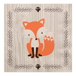 Woodland-Creatures-Baby-Shower-or-Birthday-Party-Tableware-Plates-Cups-Napkins-Bundle-for-32-0-0