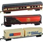 WowToyz-Classic-Train-Classic-Train-Set-40-Piece-with-Steam-Engine-0-2