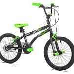 X-Games-FS-18-BMXFreestyle-Bicycle-18-Inch-BlackGreen-0