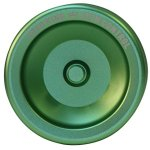 Yoyo-King-Green-Spin-Control-Metal-Yoyo-with-Narrow-Responsive-and-Wide-Nonresponsive-C-Bearing-and-Extra-Yoyo-String-0-1