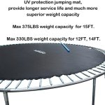 Zupapa-15-14-12-FT-TUV-Approved-Trampoline-with-Enclosure-net-and-poles-Safety-Pad-Ladder-Jumping-Mat-Rain-Cover-0-1