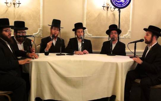Shomer Yisrael (Shira Choir -2013)