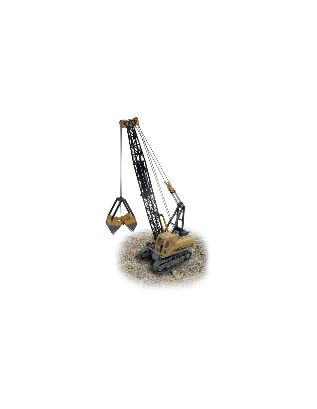 Hobby Engine Crawler Crane