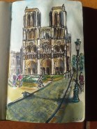 Notre Dame in the Sun